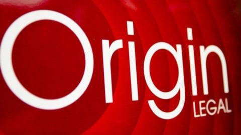 Origin Legal Banner
