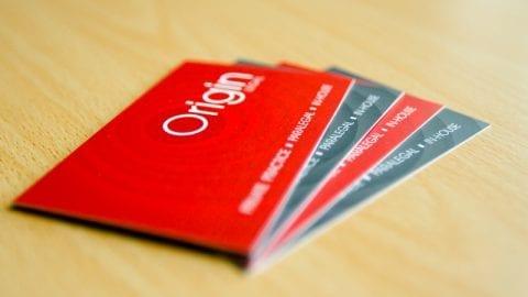 OG Business Cards