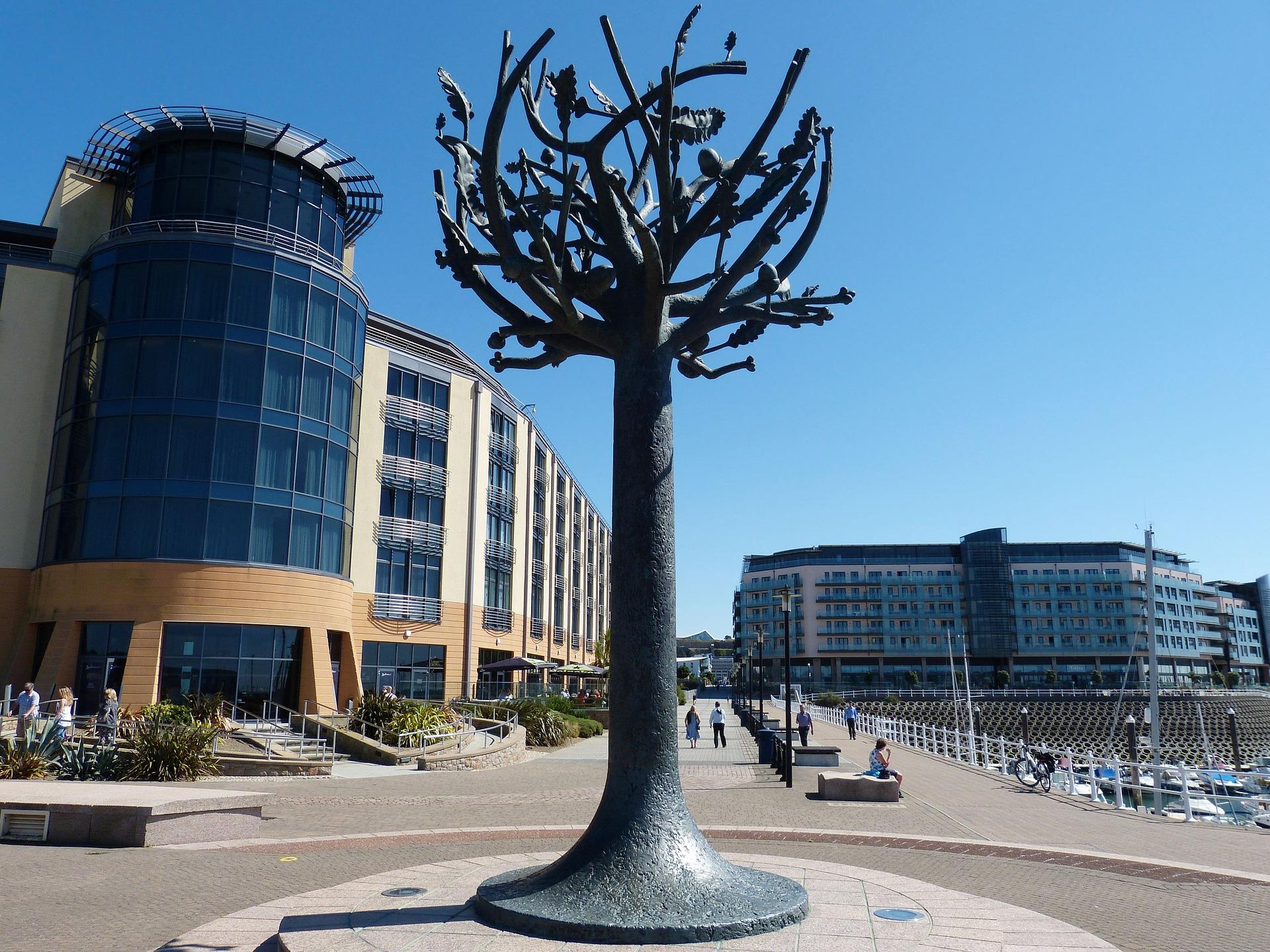 Jersey Memorial Tree