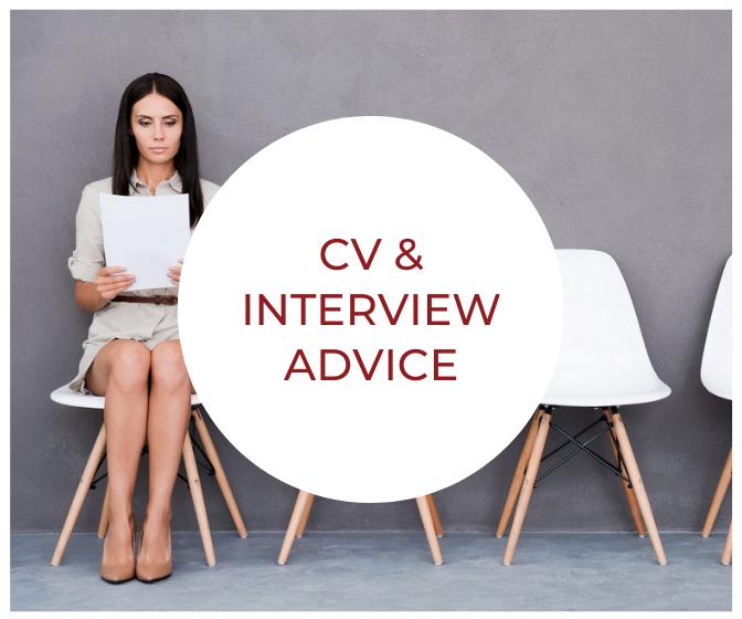 CV & Interview Advice